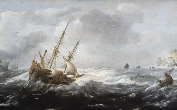 Stormvindar över Hässelby