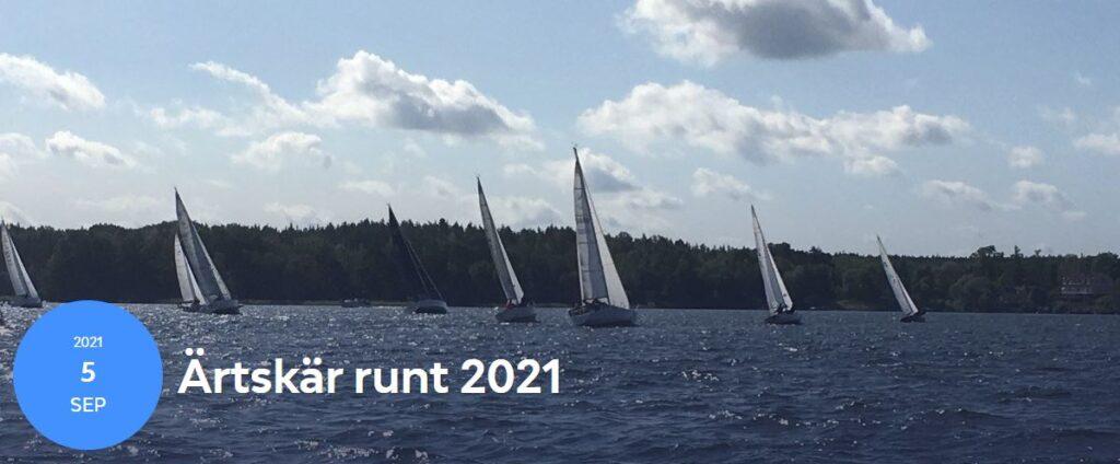 Inbjudan till Ärtskär Runt 2021