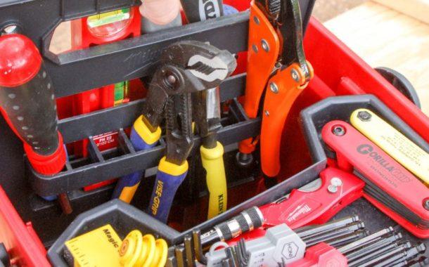 Kvarglömda verktyg